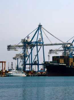 Лимассол – международный порт