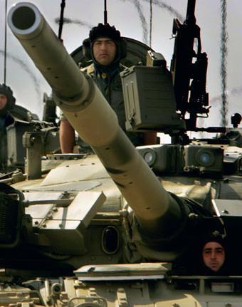 Армейские будни на Кипре