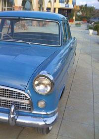 Для владельцев старых авто