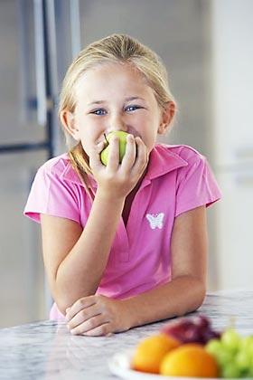 Зоровое питание - здоровые дети!