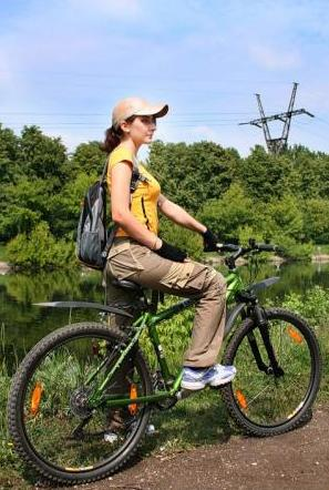 В Троодос на велосипеде
