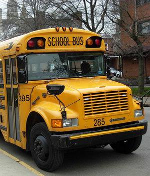 Бесплатный автобус — всем учащимся!